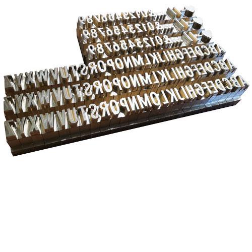 Gravure laiton pour le marquage du cuir fabriquée par BFM
